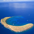 Molokini Crater by Ron Dahlquist - Printscapes