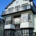 Mol's Coffee House by Richard Brookes