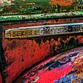 Molson Gm Truck by Ed Broberg