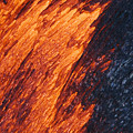 Molten Pahoehoe Lava by Ron Dahlquist - Printscapes