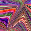 Molten Rainbow by Tim Allen