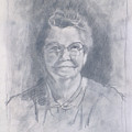 Mom Study by Robert Bissett