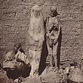 Momies Egyptiennes (egyptian Mummies) by F?lix Bonfils