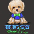 Mommas Sweet Little Boy by Catia Lee