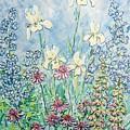 Moms Garden by Robert Findley