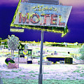 Mom's Motel by Jim And Emily Bush