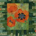 Mom's Poppies by Lauren Everett Finn
