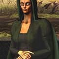 Mona Lisa Aien by Nandor Volovo