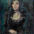 Mona Lisa N.5 by Kamran Rouhani