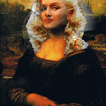 Mona Marilyn by Seth Weaver
