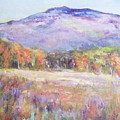 Monadnock In Spring Color by Alicia Drakiotes