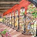 Monasterio by Tatiana Escobar