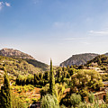 Monastery At Valldemossa View 2..... by Naylors Photography