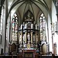 Monastery Church Oelinghausen, Germany by Eva-Maria Di Bella