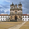 Monastery Of Alcobaca Portugal by Menega Sabidussi