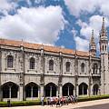 Monastery Of The Hieronymites Lisbon 5 by Rudi Prott