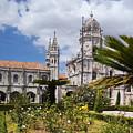 Monastery Of The Hieronymites Lisbon 6 by Rudi Prott