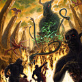 Monday In Hell With Devil by Martin Davey