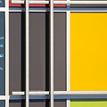 Mondrian Style by Chris Dutton