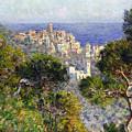 Monet: Bordighera, 1884 by Granger