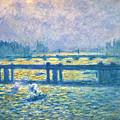 Monet: Charing Cross by Granger
