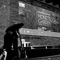 Monets' Garden At Ngv by Win Naing