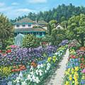 Monet's Garden Giverny by Richard Harpum