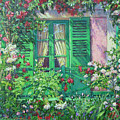 Monet's Window by L Diane Johnson