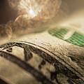 Money With Bokeh by Karen LeGeyt