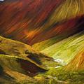 Mongolian Landscape by Alex Galkin