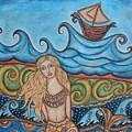 Monique Mermaid by Rain Ririn