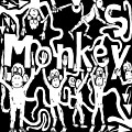 Monkeys Maze For M by Yonatan Frimer Maze Artist