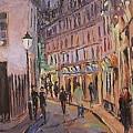 Monmartre by Walter Casaravilla