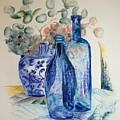 Monnaie Bleue by Muriel Dolemieux
