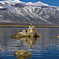 Mono Lake Pano by Wes and Dotty Weber