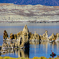 Mono Lake Spires by Tommy Anderson