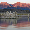 Mono Lake Sunrise 1 by Bob Neiman