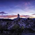 Mono Lake Sunset 4 by Timothy Hacker