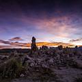 Mono Lake Sunset 5 by Timothy Hacker