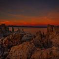 Mono Lake Sunset by Michele James
