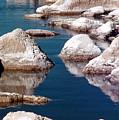Mono Lake Tufa by Norman Andrus