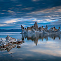 Mono Lake Tufas by Ralph Vazquez
