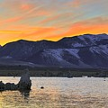 Mono Sunset by Duane Middlebusher