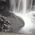 Monochrome Falls by Jim DeLillo