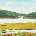 Monomoy River by Craig Caldwell