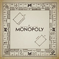 Monopoly Board Patent Vintage by Terry DeLuco