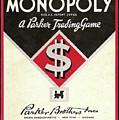 Monopoly by Steven Parker