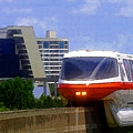 Monorail by David Lee Thompson