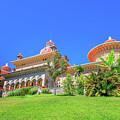 Monserrate Palace Sintra by Benny Marty