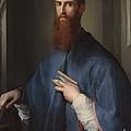 Monsignor Della Casa by Pontormo